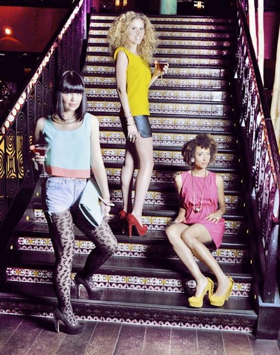 Lady's Secret inlegzooltjes Cointreau Fashionchick pump launch